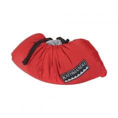 Travel Pillow - Red - great inside my sleeping bag.