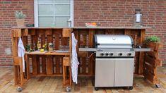 Außenküche Selber Bauen Joint : 13 besten bar selber bauen bilder auf pinterest in 2018 pallet
