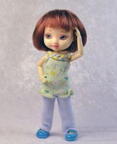 Amelia Thimble Playground Duds