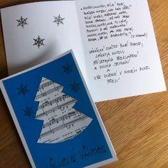 pesleří...: Jak na… vánoční přání