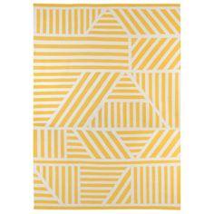 Loha Yellow Rug - HEALS