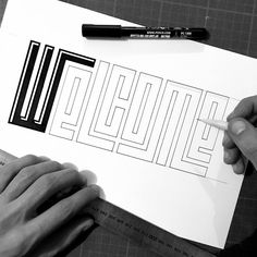 """331 Likes, 3 Comments - Henry Little (@typography.world) on Instagram: """"PC: @tarwane 