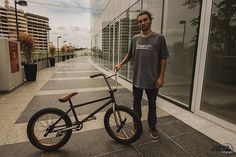 @kakarotobmx dialed in his new Geo setup with a bunch of our new 2016 parts!  @gabrielphotoss  #bmx #flybikes #brazil #bike #style #bicycle #dreambmx @dreambmx