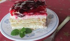 čet Czech Recipes, Ethnic Recipes, Rice Cakes, Vanilla Cake, Cheesecake, Nutella, Cooking Recipes, Pudding, Yummy Food