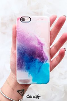 Click through to see more iPhone 6/6S #Protective Case designs by @sananikone >>> https://www.casetify.com/studiosananikone/collection #pastel #phonecase | @casetify