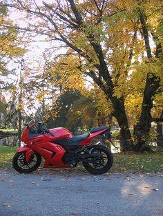 My first bike. 2008 Kawasaki Ninja 250
