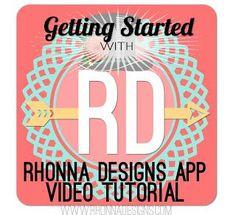 Rhonna DESIGNS: Rhonna Designs app: Photo editing app for Instagram & FAQs