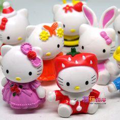 hello kitty figures toys | Popular Hello Kitty Toy Figures-Buy Popular Hello Kitty Toy Figures ...