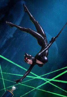 Catwoman, dc, comics