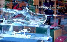 <Traverse City Ice Festival, Ice Impressions Traverse City Ice Sculpture Gallery.
