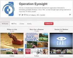 Operation Eyesight International Development, Non Profit, Abs, Bring It On, Organization, Activities, Life, Getting Organized, Crunches