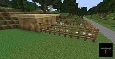 Chicken Coop Minecraft Project