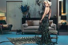 Roberto Cavalli presents the Fall Winter 2014-15 campaign shot by Francesco Carrozzini and starring Rita Ora.