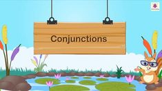 Conjunctions | English Grammar | Periwinkle | English Poems For Kids  099