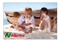 Naturino S/S 2012 press campaign.