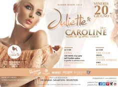 Another special Friday Night! Caroline The voice and Dj Set! 20 giugno 2014
