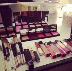 backstage makeup