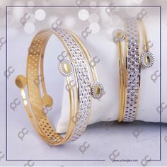 LP19013 Gold Bangles For Women, Gold Bangles Design, Designer Bangles, Stylish Jewelry, Fashion Jewelry, Fashion Earrings, Choker Necklace Online, Gold Necklace, Jewelry Art