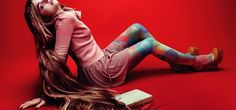 Chloe Moretz Pink Dress Red Background very Long Hair - HD Wallpapers - Free Wallpapers - Desktop Backgrounds Chloë Grace Moretz, Chloé Moretz, Chloe, Georgia, Atlanta, Mtv, Super Long Hair, Beautiful Long Hair, Amazing Hair