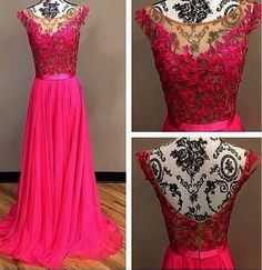Lace Prom Dresses,hot Pink Prom Dress,Dresses For Prom,beauty Prom Dress,long Prom Dress on Luulla Pageant Dresses For Teens, Homecoming Dresses Long, Pink Prom Dresses, Long Prom Gowns, Cheap Prom Dresses, Prom Party Dresses, Dress Long, Dress Formal, Formal Prom