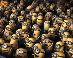 Despicable me. Love this so much!