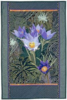 Pasque flowers - Karin Franzen