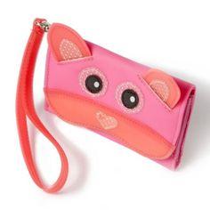 Jelly Critter Smartphone Wristlet