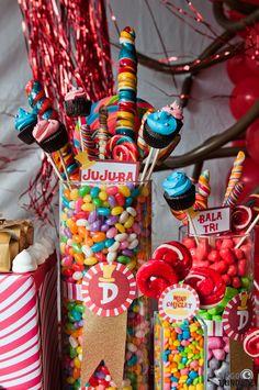 >A Fantástica Fábrica de Chocolates do Diogo!
