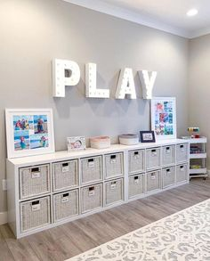 Awesome 12 Beegcom Best Interior Designer Name In India, Best Patio Furniture Canada Living Room Playroom, Loft Playroom, Small Playroom, Toddler Playroom, Playroom Design, Playroom Decor, Playroom Ideas, Kids Playroom Storage, Organized Playroom