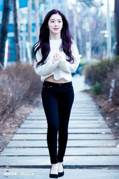 "[HD포토] ""청순여신, 이런 느낌""ㅣ'레드벨벳' 아이린 :: 네이버 TV연예"