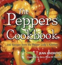 Great American Cooking: The Peppers Cookbook : 200 Recipes from the Pepper Lady's Kitchen by Jean Andrews Paperback) for sale online Retro Recipes, New Recipes, Snack Recipes, Julia Child Cookbook, Corn Tamales, Roasted Red Pepper Dip, University Of North Texas, Tamale Pie, Momofuku