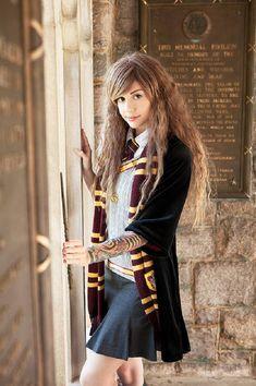Hermione Granger Cosplay by Alexa Poletti