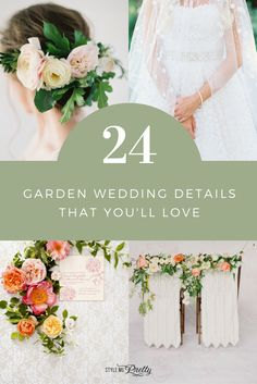 24 garden wedding de