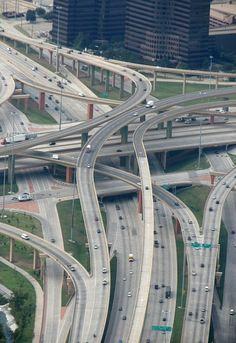 High Five Interchange in Dallas - Really?
