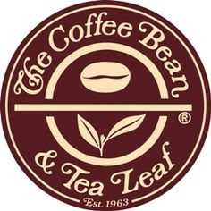The Coffee Bean and Tea Leaf logo is a great example of an iconic sign. They most closely represent the thing they are meant to represent. This logo as a whole represents a coffee establishment as it states it was established in Coffee K Cups, Coffee Beans, Drink Coffee, Cafe Logos, Coffee Logo, Leaf Logo, Tea Latte, Keurig, Brewing