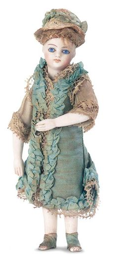 View Catalog Item - Theriault's Antique Doll Auctions - french