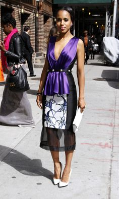 Kerry Washington Blows Us Away On The Best-Dressed List This Week (PHOTOS)