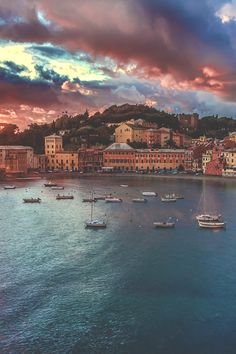 Sestri Levante, Genoa, Italy