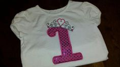Princess Birthday Shirt FREE SHIPPING by SouthernBlingBowtiqu, $23.00