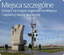"""Strona na temat """"Legendy morskiej Gdyni"""" - związki miasta z morzem."""