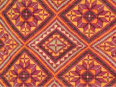 Woven Yakan head cloth from Basilan, Philippines. Hoping to pick up some traditional textiles during my trip. Filipino Art, Filipino Tribal, Filipino Culture, Filipino Tattoos, Ethnic Patterns, Star Patterns, Textile Patterns, Print Patterns, Textiles