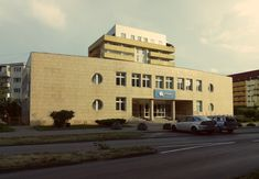 Medical Center Affidea, Arad Medical Center, Multi Story Building, Mansions, House Styles, Home Decor, Mansion Houses, Homemade Home Decor, Manor Houses, Fancy Houses