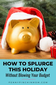 """The holidays are about more than splurging and spending money. Focus on traditions. That may mean matching PJs the night before, reading the """"Christmas Story"""" before bed, or having Kung Pao chicken for lunch on Christmas day."""