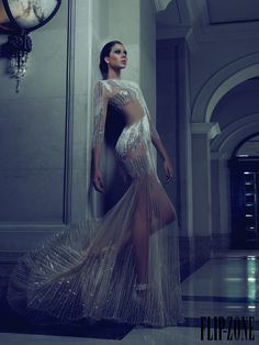 "Charbel Karam ""Midnight lust"", 2015 collection - Couture"