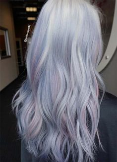 12e809df3fde 85 Silver Hair Color Ideas and Tips for Dyeing