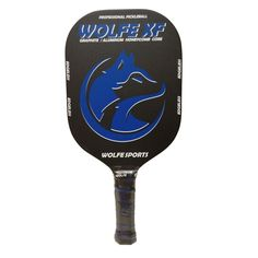Wolfe Sports XF 3K Edgeless Graphite Pickleball Paddle - Multiple Colors