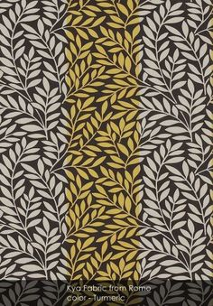 Kya Fabric from Romo - Patternsnap loves... Jerome Bonnet's photograph of Sofia Coppola