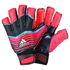 adidas Predator Zone Ultimate Fingersave Soccer Goalie Glove; these are the ones I have, love them