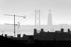 A ponte #Lisboa #Portugal ©Luis Novo