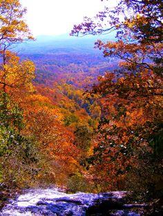 Amicalola Falls State Park, Dawsonville, GA